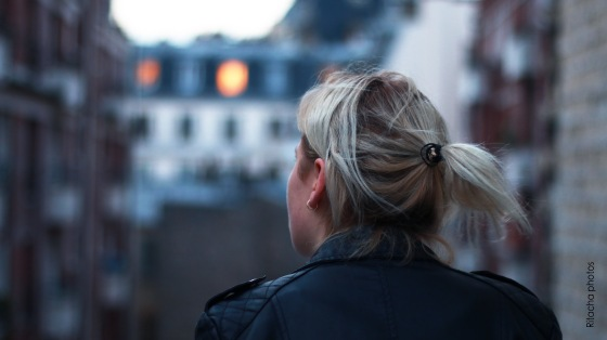 On the roof of Paris 1